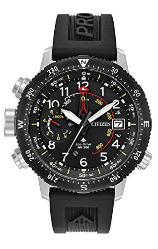 Citizen Herren Analog Solar Uhr mit PU Armband BN4044-15E - 1
