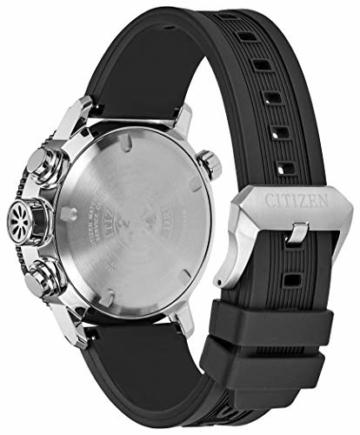 Citizen Herren Analog Solar Uhr mit PU Armband BN4044-15E - 2