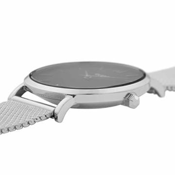 CLUSE Damen Analog Quarz Uhr mit Edelstahl Armband CW0101203005 - 2