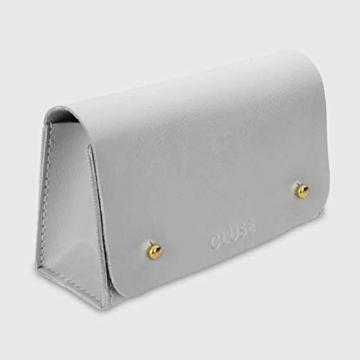 Cluse Damen Analog Quarz Uhr mit Edelstahl Armband CW0101209009 - 5