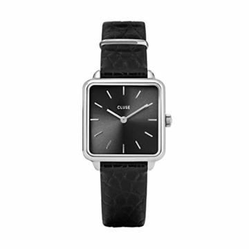 Cluse Damen Analog Quarz Uhr mit Leder Armband CW0101207027 - 1