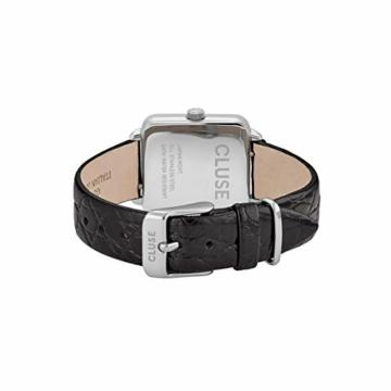 Cluse Damen Analog Quarz Uhr mit Leder Armband CW0101207027 - 3