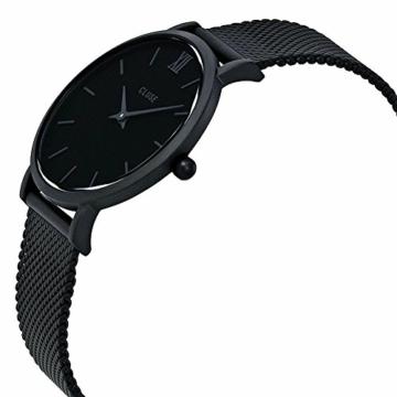 Cluse Damen Armbanduhr Analog Quarz Edelstahl CL30011 - 2