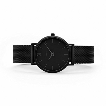 Cluse Damen Armbanduhr Analog Quarz Edelstahl CL30011 - 3