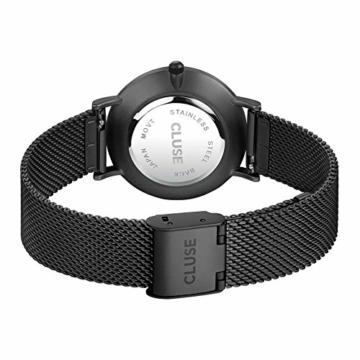 Cluse Damen Armbanduhr Analog Quarz Edelstahl CL30011 - 4