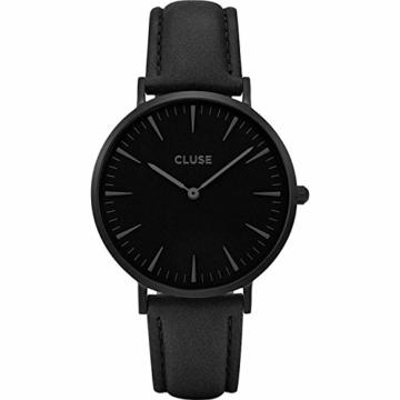 Cluse Damen Armbanduhr Analog Quarz Leder CL18501 - 1