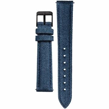 Cluse Unisex Erwachsene Digital Quarz Uhr mit Leder Armband CL30031 - 3