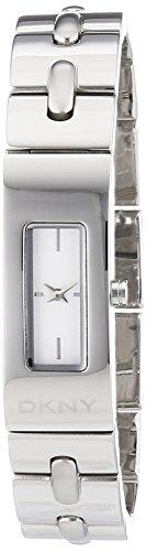 DKNY Damen Analog Quarz Uhr mit Edelstahl Armband NY2138 - 1