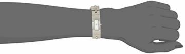 DKNY Damen Analog Quarz Uhr mit Edelstahl Armband NY2138 - 2