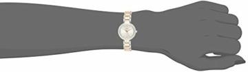 DKNY Damen Analog Quarz Uhr mit Edelstahl Armband NY2402 - 4