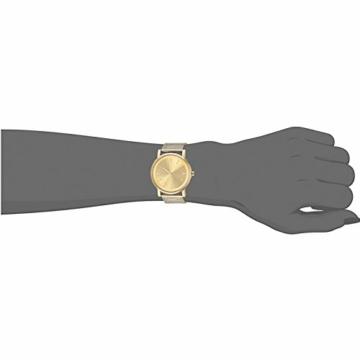 DKNY Damen Analog Quarz Uhr mit Edelstahl Armband NY2621 - 2
