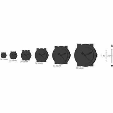 DKNY Damen Analog Quarz Uhr mit Edelstahl Armband NY2621 - 4