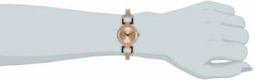 DKNY Damen-Armbanduhr XS Analog Quarz Edelstahl beschichtet NY8542 - 4