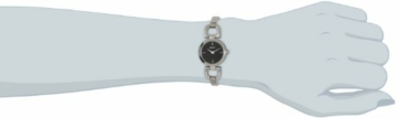 DKNY Damen-Armbanduhr XS Analog Quarz Edelstahl NY8541 - 3
