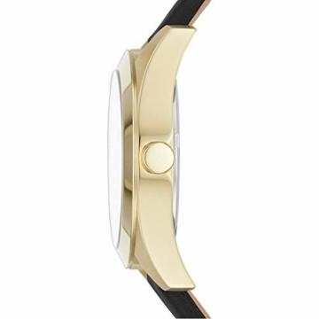 DKNY Damen Quartz Uhr mit Leder Armband NY2876 - 3