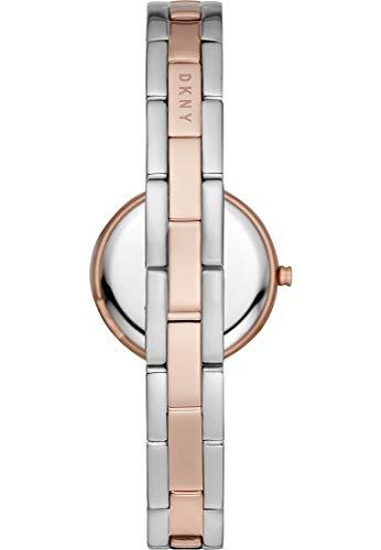 DKNY Damen-Uhren Analog Quarz One Size Bicolor 32010654 - 3
