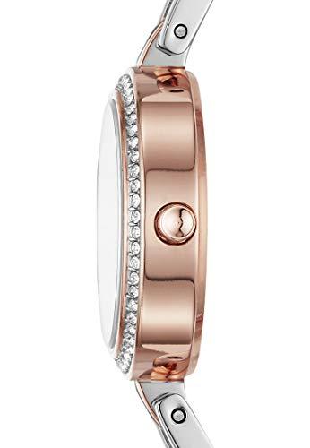 DKNY Damen-Uhren Analog Quarz One Size Bicolor 32010654 - 4