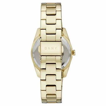 DKNY Damen-Uhren Quarz One Size 87920631 - 2