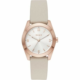 DKNY Damen-Uhren Quarz One Size 87920674 - 1