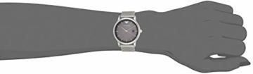 Emporio Armani Herren Analog Quarz Uhr mit Edelstahl Armband AR11069 - 4