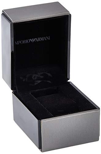 Emporio Armani Herren Chronograph Quarz Smart Watch Armbanduhr mit Edelstahl Armband AR11132 - 6