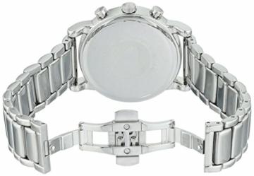 Emporio Armani Herren Chronograph Quarz Smart Watch Armbanduhr mit Edelstahl Armband AR11132 - 7