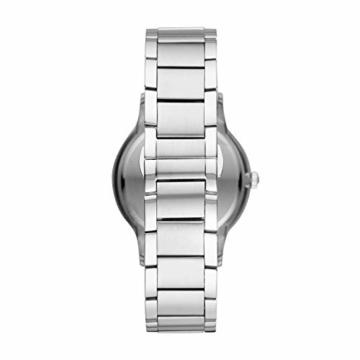 Emporio Armani Herren-Uhren schwarz/silber, AR2457 - 2