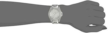 Fossil Damen Analog Quarz Uhr mit Edelstahl Armband ES3202 - 5