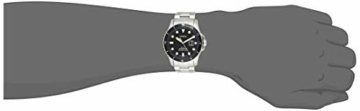 Fossil Herren Analog Quarz Uhr mit Edelstahl Armband FS5652 - 4