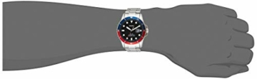Fossil Herren Analog Quarz Uhr mit Edelstahl Armband FS5657 - 4