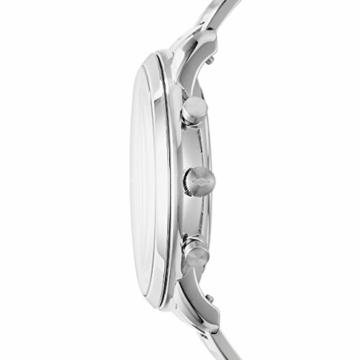 Fossil Herren Chronograph Quarz Uhr mit Edelstahl Armband FS5384 - 2