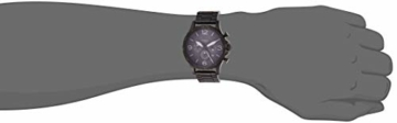 Fossil Herren Chronograph Quarz Uhr mit Edelstahl Armband JR1401 - 5