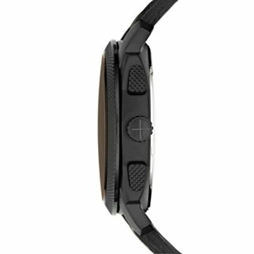 Fossil Herren Chronograph Quarz Uhr mit Leder Armband FS5251SET - 2