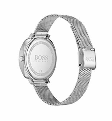 Hugo Boss Damen Multi Zifferblatt Quarz Uhr mit Edelstahl Armband 1502491 - 4