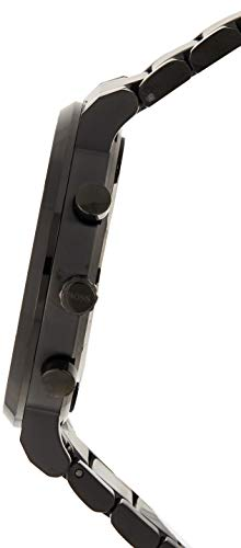 Hugo Boss Herren Analog Quarz Uhr mit Edelstahl Armband 1513780 - 3