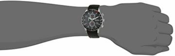 Hugo Boss Herren-Armbanduhr 1513390, Schwarz/Silber - 2