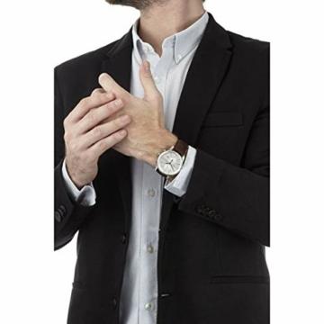 Hugo Boss Herren-Armbanduhr JET Chronograph Quarz Leder 1513280 - 6