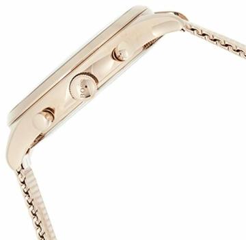 Hugo Boss Herren Chronograph Quarz Uhr mit Edelstahl Armband 1513548 - 3