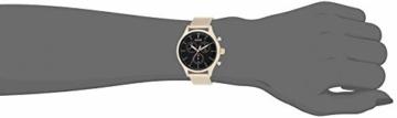 Hugo Boss Herren Chronograph Quarz Uhr mit Edelstahl Armband 1513548 - 4