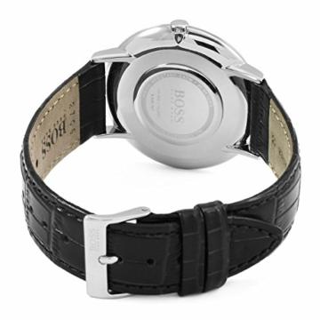 Hugo Boss Herren Quarz Uhr mit Armband 1513369 - 3