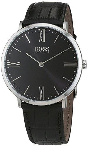 Hugo Boss Herren Quarz Uhr mit Armband 1513369 - 4