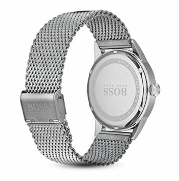Hugo Boss Quarz Armbanduhr mit Edelstahlarmband 1513673 - 2