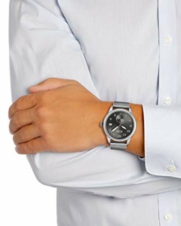Hugo Boss Quarz Armbanduhr mit Edelstahlarmband 1513673 - 4