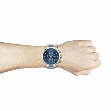 Hugo Boss Quarz Uhr mit Edelstahl Armband 1513784 - 4