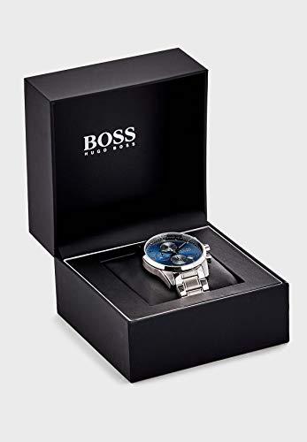 Hugo Boss Quarz Uhr mit Edelstahl Armband 1513784 - 5