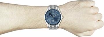 Hugo Boss Quarz Uhr mit Edelstahl Armband 1513798 - 4