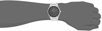 Hugo Boss Unisex Analog Quarz Uhr mit Edelstahl Armband 1513568 - 6