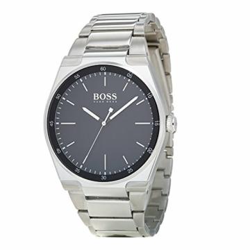Hugo Boss Unisex Analog Quarz Uhr mit Edelstahl Armband 1513568 - 7