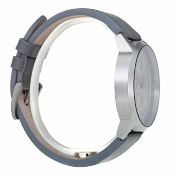 Hugo Boss Unisex Chronograph Quarz Uhr mit Leder Armband 1513570 - 8