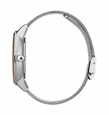Hugo Boss Unisex Multi Zifferblatt Quarz Uhr mit Edelstahl Armband 1502423 - 2